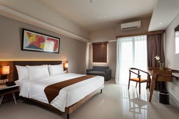 Sahid Serpong Tangerang Selatan - Deluxe Double Room Only Regular Plan