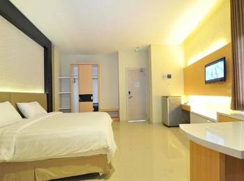 StudioInn & Suites Semarang - Executive Double Room Only Regular Plan