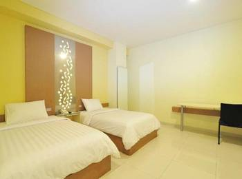 StudioInn & Suites Semarang - Executive Twin Room Regular Plan