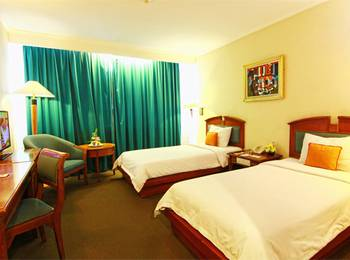 Hotel Horison Semarang - Superior Twin - with Breakfast Regular Plan
