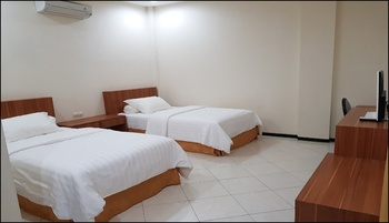 Hotel Bukit Mas Banjarmasin - Superior Room Twin Bed Regular Plan