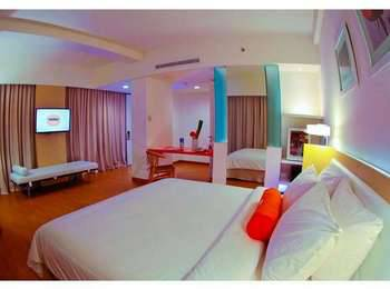 HARRIS Hotel Malang - HARRIS Sky Room Only Regular Plan
