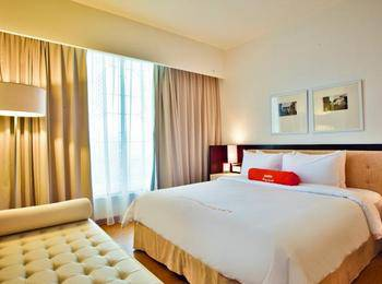 HARRIS Hotel Malang - HARRIS Room Pool View Breakfast Regular Plan