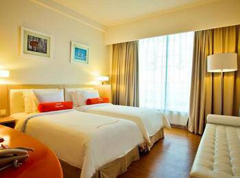 HARRIS Hotel Malang - HARRIS Room Only Great Sale Regular Plan