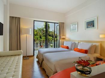 HARRIS Hotel Malang - HARRIS Terrace Room Only Regular Plan