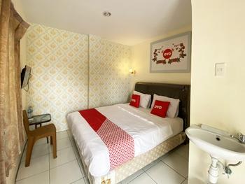 OYO 1634 Dom Residence Medan - Standard Double Room Regular Plan