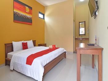 RedDoorz @ Uluwatu Bali Bali - RedDoorz Room AntiBoros