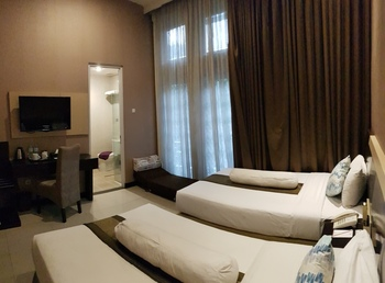 Vio Hotel Cimanuk Bandung - Deluxe View Room Only PROMO GAJIAN
