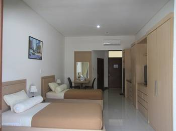 Rukun Senior Living Sentul - Ideal Suites Twin Bed Room Only) Regular Plan