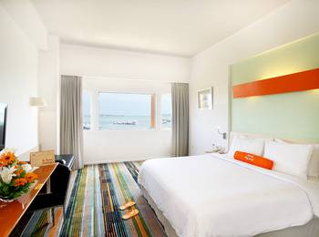 HARRIS Hotel Batam Center - HARRIS Room With Breakfast Regular Plan
