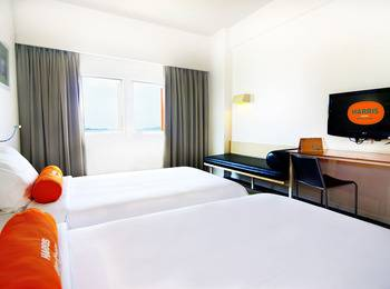 HARRIS Hotel Batam Center - Refresh The New Work From Hotel Package - 1 Pax Regular Plan