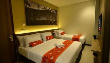 Kytos Hotel Bandung - Junior Suite Room Regular Plan
