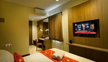 Kytos Hotel Bandung - Family Suite Room Regular Plan