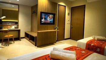 Kytos Hotel Bandung - Premiere Suite Regular Plan