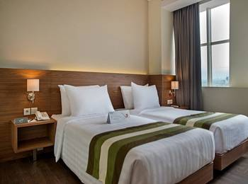 Grand Whiz Poins Simatupang Jakarta Simatupang - Superior Twin Room Only MINIMUM STAY PROMO