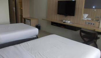 Hotel Prima Cirebon - Standard Twin Bed Regular Plan
