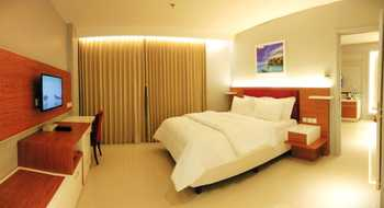 Hotel Prima Cirebon - Junior Suite King Bed Regular Plan