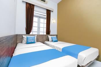 Airy Malioboro HOS Cokroaminoto 108 Yogyakarta Yogyakarta - Standard Twin Room Only Special Promo 8