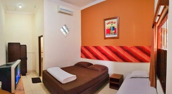 Hotel Keprabon Solo - Family Room Only Promo Stay Hepi
