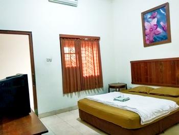 Hotel Keprabon Solo - Kamar Elok - Room Only Promo Stay Hepi