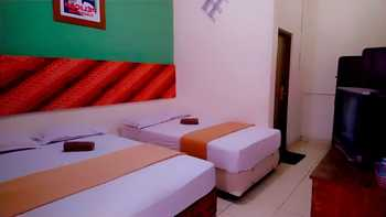 Hotel Keprabon Solo - Family Room Only Gajian