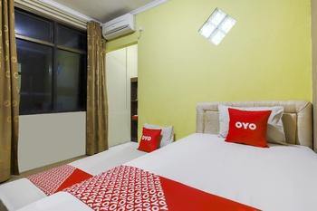 OYO 3742 Good Sleep Balikpapan Balikpapan - Standard Twin Room Regular Plan