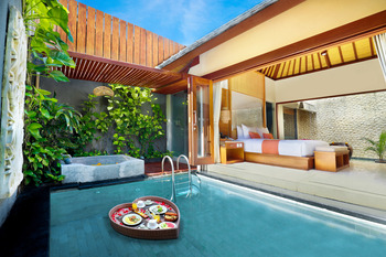 Legian Kriyamaha Villa Bali - 1 Bedroom with Private Pool and Bathtub RO Limited Offer 30%
