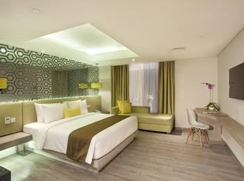 Daun Bali Seminyak Hotel Bali - Deluxe Room Kurma Deal