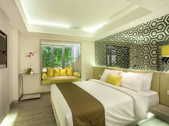 Hotel Zia Bali - Seminyak Bali - Joy Room - Room Only Regular Plan