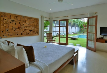 Villa Chocolat Seminyak Bali - Villa 5 Bedroom with Private Pool Regular Plan