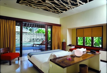 Qunci Villas Hotel Lombok - 1 Bedroom with Pool Regular Plan