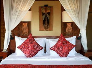 Waka Gangga Resorts Bali - Villa Garden View Category Basic Deal Discount 40%
