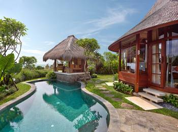Waka Gangga Resorts Bali - Villa with Pool Ocean View Last Minute