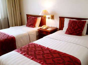 Twin Plaza Hotel Jakarta - Superior Room Only PROMO RATE