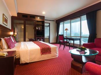 Twin Plaza Hotel Jakarta - Kamar Junior Suite Regular Plan