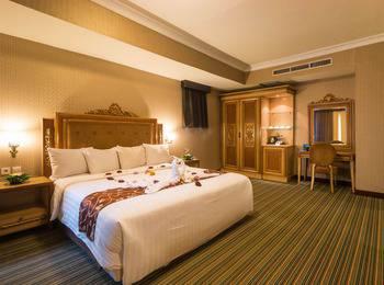 Twin Plaza Hotel Jakarta - Executive Room Tanpa Breakfast PROMO SUITE ROOM