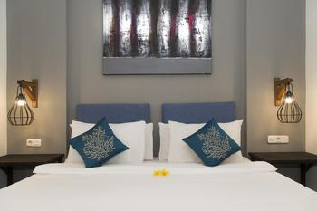 The Aswana Seminyak Bali - Deluxe Double Room Regular Plan