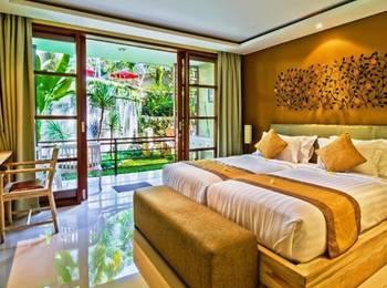 Labak River Hotel Bali - Kamar Delux Dengan Pemandangan Taman Tanpa Sarapan Last Minutes Discount 69.6%