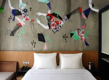 Artotel Sanur Bali - Studio 30 Double Regular Plan
