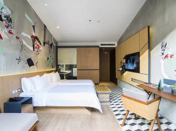 Artotel Sanur Bali - Studio 30 King Basic Deal 40%