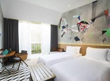 Artotel Sanur Bali - Studio 30 Twin Save 10%