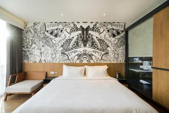 Artotel Sanur Bali - Studio 30 King Basic Deal 2020 - 40%
