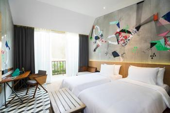 Artotel Sanur Bali - Studio 30 Twin Basic Deal 2020 - 40%