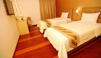 Hotel Arjuna Yogyakarta - Deluxe Room Regular Plan
