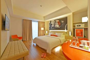 HARRIS Hotel & Conventions Solo Solo - HARRIS Room with Breakfast for 1 pax Basic Deal