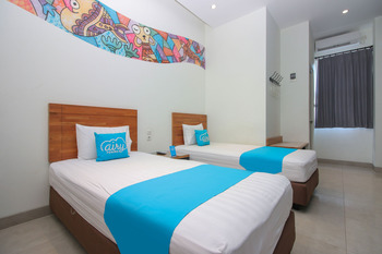 Airy Wenang Maleosan WR Supratman 7 Manado - Standard Twin Room with Breakfast Special Promo Oct 42