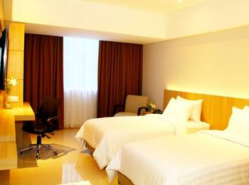 Grand Tjokro Bandung - Deluxe Room Only Minimum Stay 2 Nights