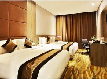 Grand Tjokro Bandung - Family Suite With Breakfast Regular Plan