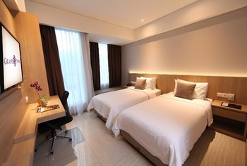 Grand Tjokro Bandung - Superior Twin Room Only Flash Sale - Grand Tjokro Bandung