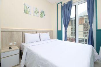 3C Residence Tangerang - Standard Double Room Only Regular Plan